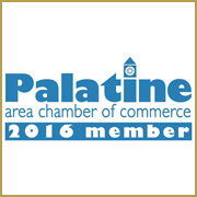 Cotillion Banquets member of the Palatine Chamber of Commerce