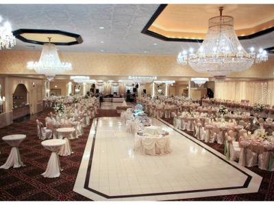 Photo of the Ballroom at The Cotillion Banquets, 1