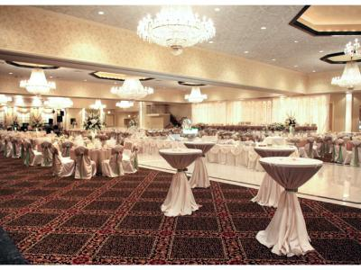 Photo of the Ballroom at The Cotillion Banquets, 2