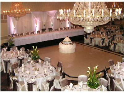 Photo of the Crown Room at The Cotillion Banquets, 1