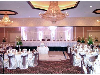 Photo of the Crown Room at The Cotillion Banquets, 2