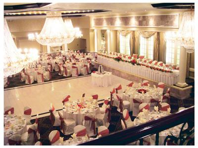 Photo of the Regal Room at The Cotillion Banquets, 2