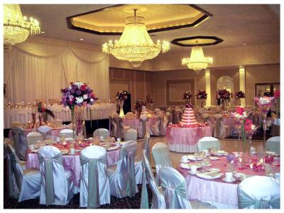 Photo of the Tiara Room at The Cotillion Banquets, 1
