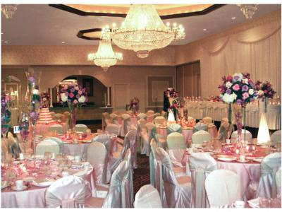 Photo of the Tiara Room at The Cotillion Banquets, 2